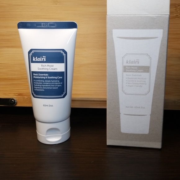 Rich Moist Soothing Cream by Klairs #18